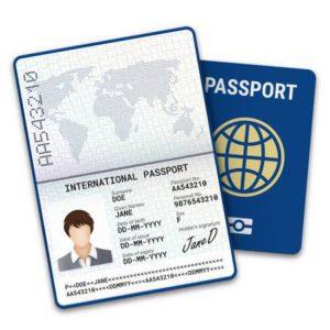 перевод паспорта на украинский